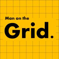 Man on the Grid